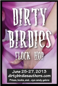 dirty birdies blog hop