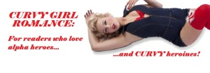 curvy girl romance header